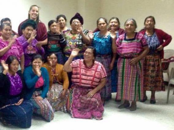 Hannah Scott, UArizona Paul D. Coverdell Fellow, Peace Corps Guatemala, 2014-2016