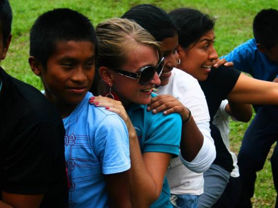 Jacy Woodruff, UArizona Paul D. Coverdell Fellow, Peace Corps Panama 2013