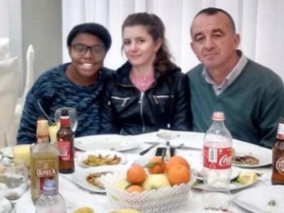 Keyania Campbell, UArizona Paul D. Coverdell Fellow,  Peace Corps Albania, 2016-2018